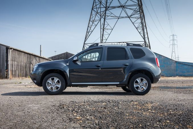 Image 3: Dacia Duster Diesel 1.5 DCI 110 Ambiance Commercial 4X4