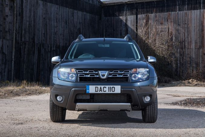 Image 4: Dacia Duster Diesel 1.5 DCI 110 Ambiance Commercial 4X4