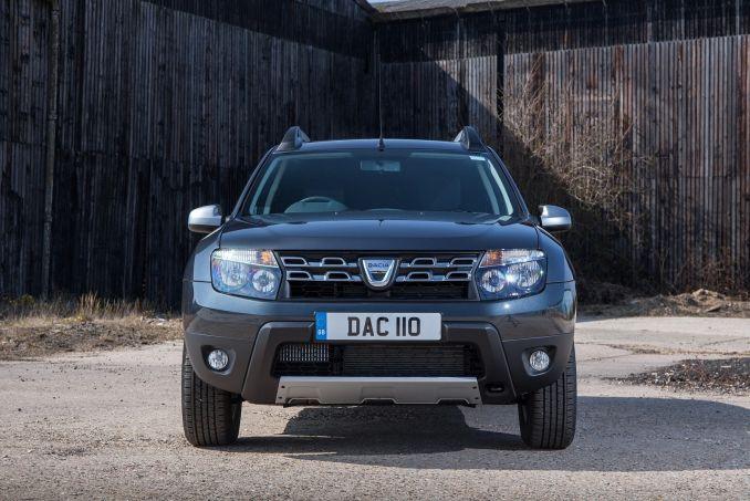 Image 4: Dacia Duster Diesel 1.5 DCI 110 Laureate Commercial 4X4