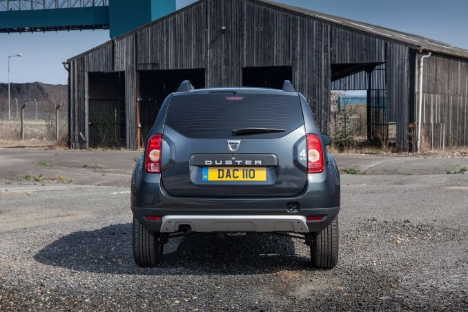 Image 5: Dacia Duster Diesel 1.5 DCI 110 Ambiance Commercial 4X4