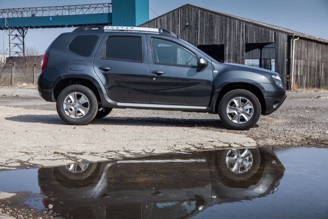 Image 6: Dacia Duster Diesel 1.5 DCI 110 Ambiance Commercial 4X4