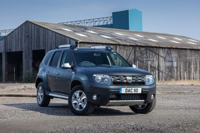 Image 1: Dacia Duster Diesel 1.5 DCI 110 Ambiance Commercial