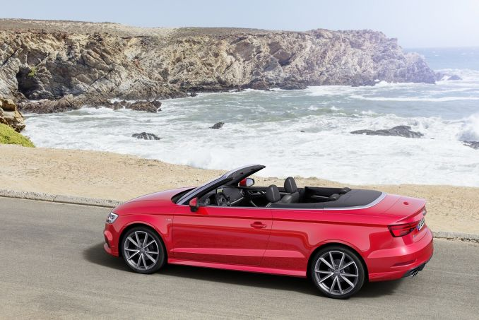 Video Review: Audi A3 Cabriolet 35 Tfsi Sport 2dr S Tronic [tech Pack]