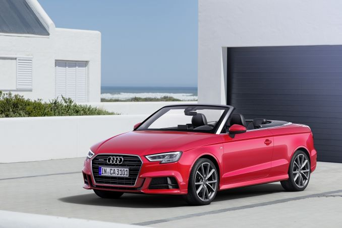 Image 2: Audi A3 Cabriolet 35 Tfsi Sport 2dr S Tronic
