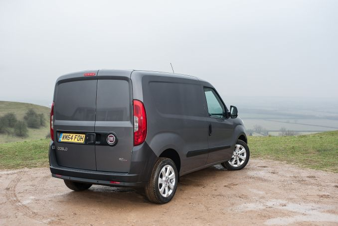 Image 2: Fiat Doblo Cargo L2 Diesel 1.6 Multijet 16V Work UP Dropside Start Stop