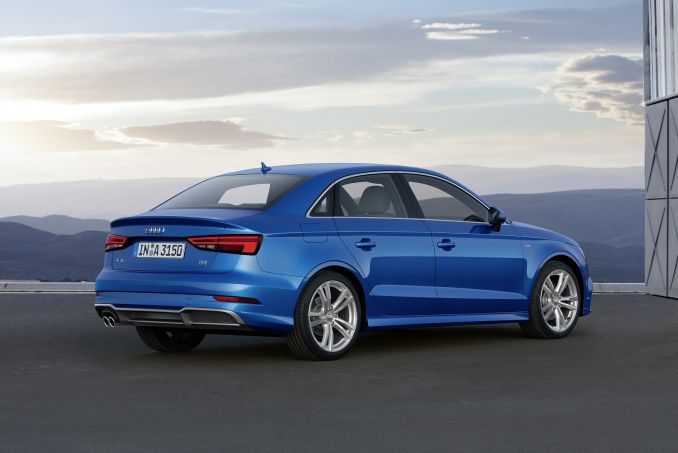Image 3: Audi A3 Diesel Saloon 35 TDI S Line 4dr S Tronic [tech Pack]