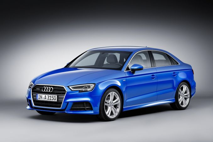 Image 5: Audi A3 Diesel Saloon 35 TDI S Line 4dr S Tronic [tech Pack]