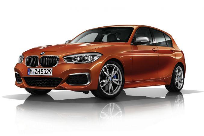 Image 1: BMW 1 Series Hatchback M140i 3dr [NAV] Step Auto