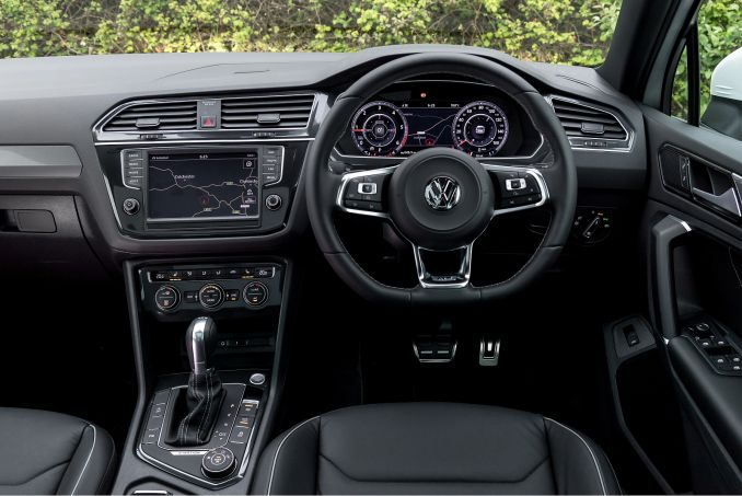 Image 3: Volkswagen Tiguan Diesel Estate 2.0 TDI 150 SEL 5dr DSG