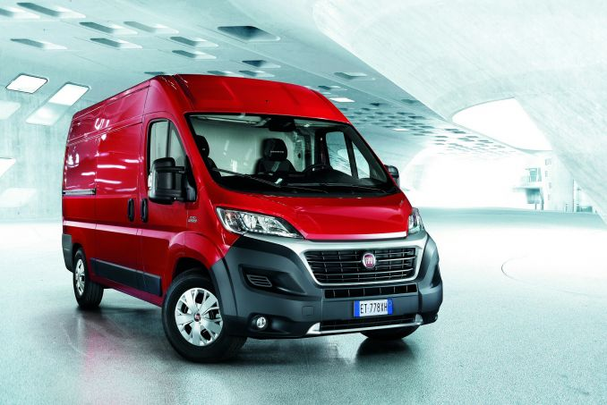 Video Review: Fiat Ducato 35 LWB Diesel 2.3 Multijet High Roof VAN 180 Power