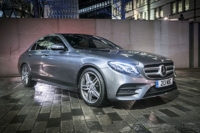 Image 4: Mercedes-Benz E Class Diesel Saloon E220d AMG Line Edition 4dr 9G-Tronic