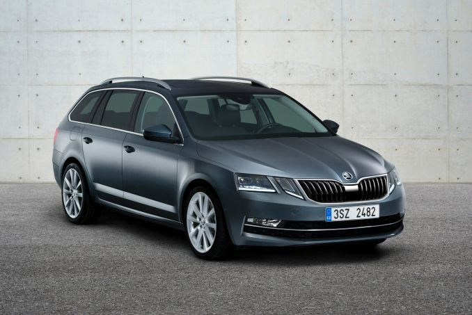 Video Review: Skoda Octavia Diesel Estate 2.0 TDI CR SE L 5dr