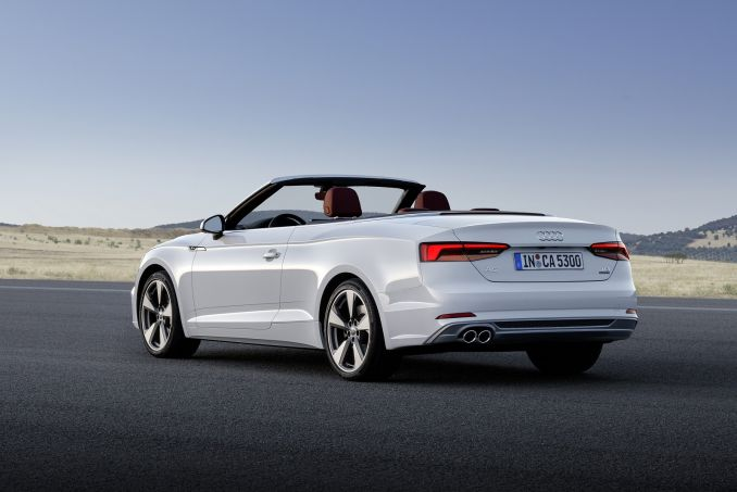 Video Review: Audi A5 Cabriolet 40 Tfsi Sport 2dr