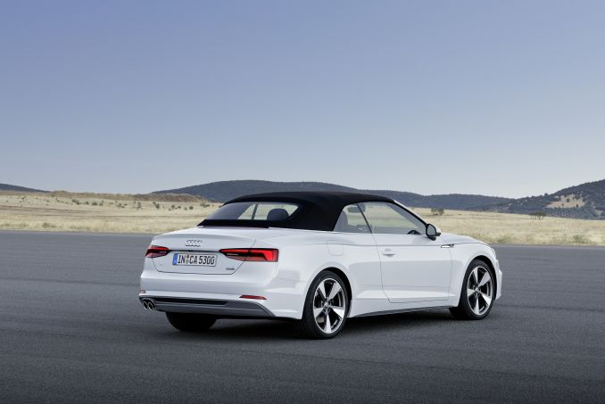 Image 2: Audi A5 Diesel Cabriolet 40 TDI S Line 2dr S Tronic