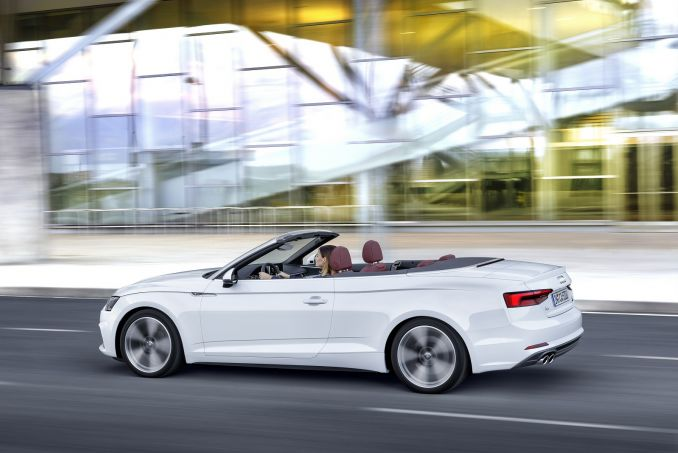 Image 4: Audi A5 Diesel Cabriolet 40 TDI S Line 2dr S Tronic