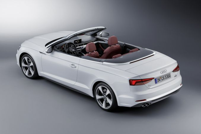 Image 5: Audi A5 Diesel Cabriolet 40 TDI S Line 2dr S Tronic