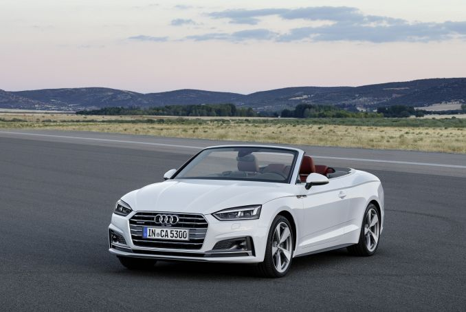 Image 6: Audi A5 Diesel Cabriolet 40 TDI S Line 2dr S Tronic