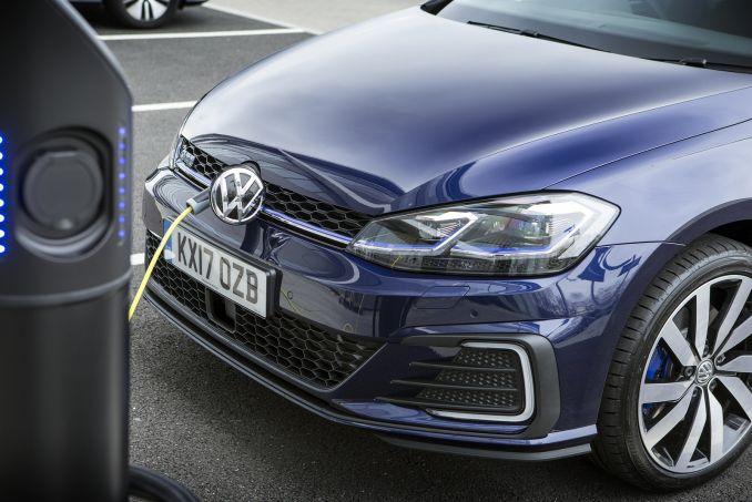 Image 4: Volkswagen Golf Hatchback 1.4 TSI GTE Advance 5dr DSG