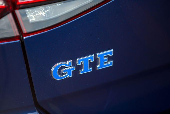 Image 2: Volkswagen Golf Hatchback 1.4 TSI GTE Advance 5dr DSG