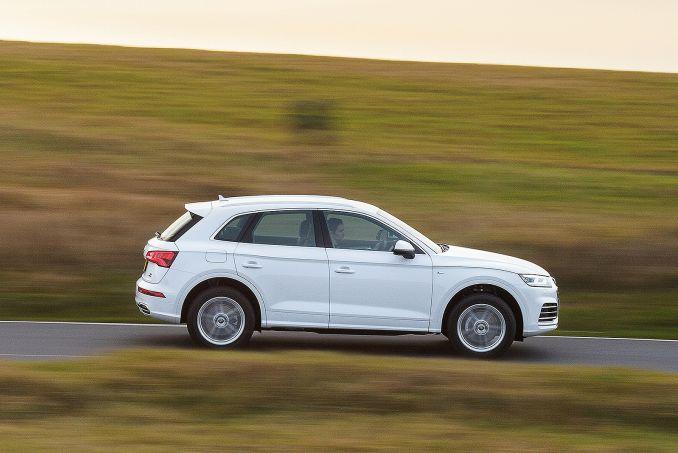 Image 4: Audi Q5 Estate 45 Tfsi Quattro Sport 5dr S Tronic [tech Pack]