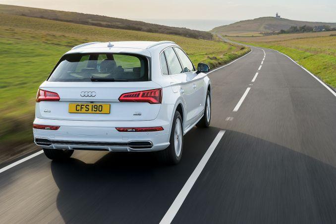 Image 5: Audi Q5 Estate 45 Tfsi Quattro S Line 5dr S Tronic [tech Pack]