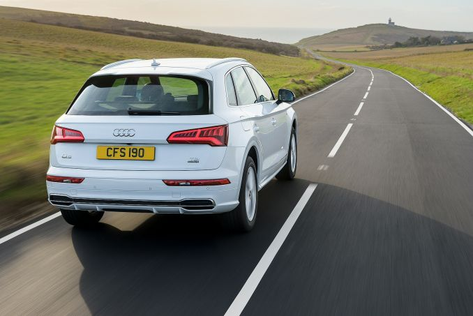 Image 5: Audi Q5 Estate 45 Tfsi Quattro Vorsprung 5dr S Tronic