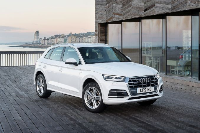 Video Review: Audi Q5 Estate 45 Tfsi Quattro Sport 5dr S Tronic
