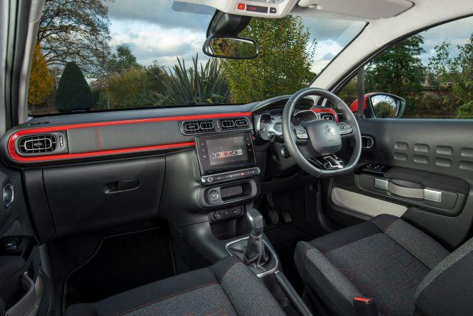 Image 6: Citroen C3 Hatchback 1.2 Puretech Feel 5dr