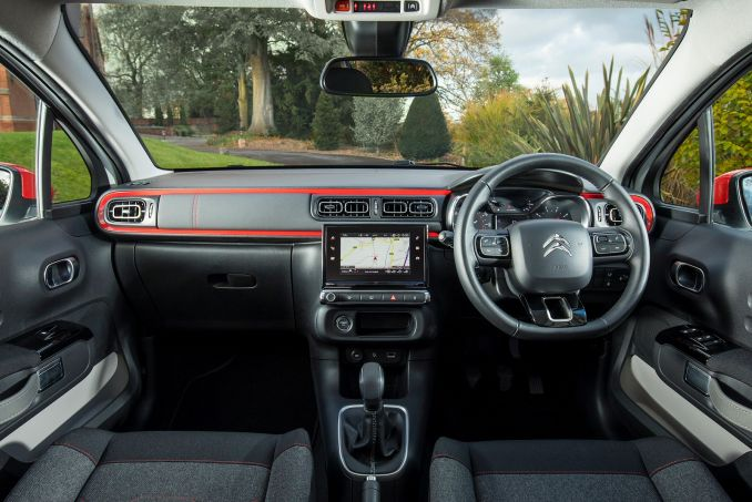 Image 3: Citroen C3 Hatchback 1.2 Puretech Feel 5dr