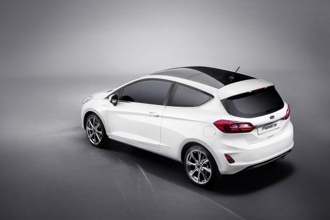 Image 3: Ford Fiesta Hatchback 1.1 Zetec 3dr