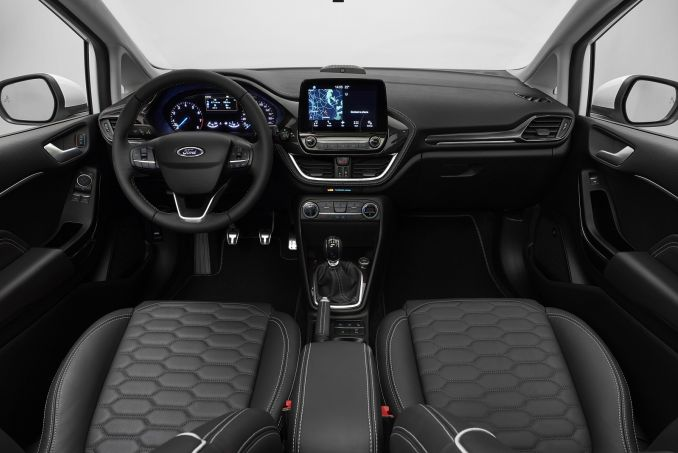 Image 2: Ford Fiesta Hatchback 1.0 Ecoboost Titanium X 5dr