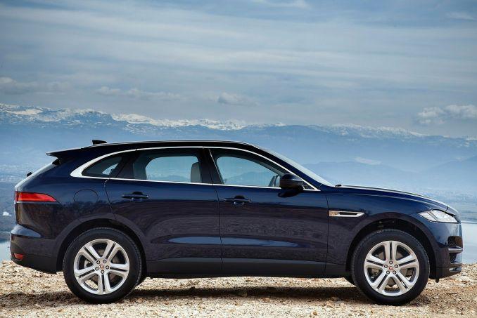 Image 2: Jaguar F-Pace Diesel Estate 2.0D [163] Prestige 5dr