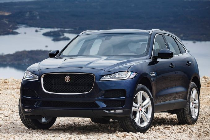 Video Review: Jaguar F-Pace Diesel Estate 2.0D [163] Prestige 5dr