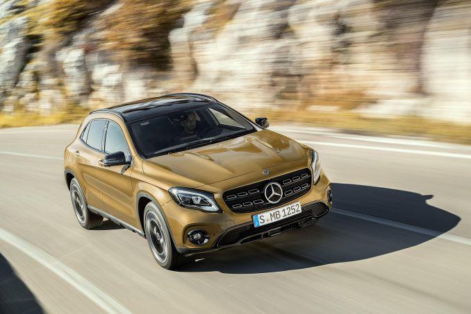 Image 5: Mercedes-Benz GLA Class Hatchback GLA 180 Urban Edition 5dr