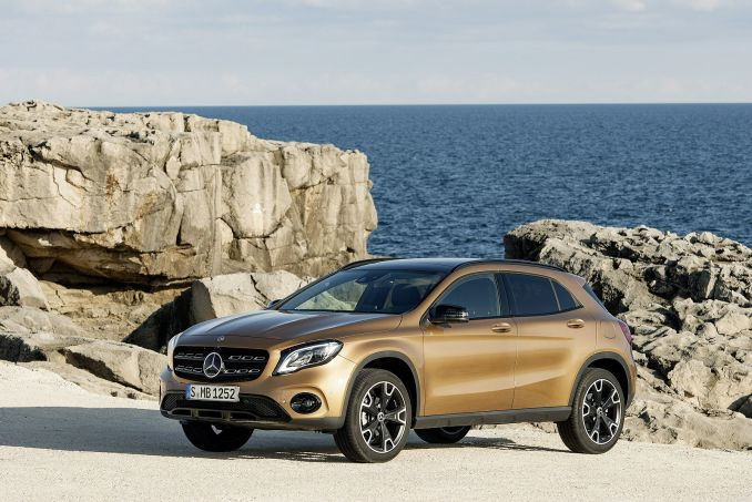 Video Review: Mercedes-Benz GLA Class Hatchback GLA 180 Urban Edition 5dr Auto