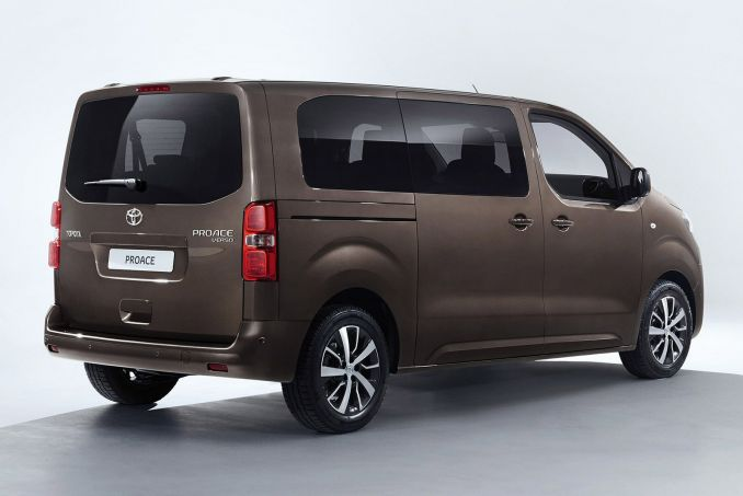 Toyota       Proace       Verso    Diesel Estate 20D Family Compact 5dr
