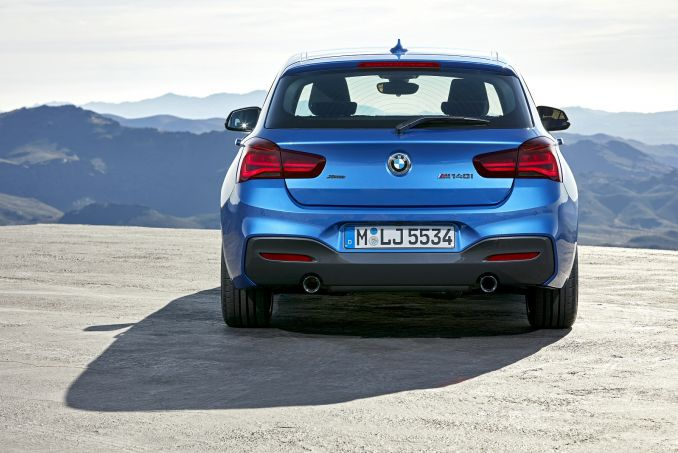 Image 3: BMW 1 Series Hatchback Special Edition 116D M Sport Shadow ED 5dr Step Auto