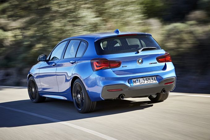Image 5: BMW 1 Series Hatchback Special Edition 116D M Sport Shadow ED 5dr Step Auto