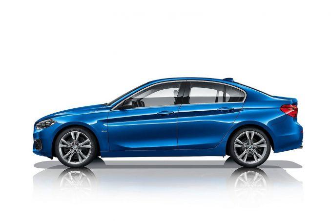 Image 4: BMW 1 Series Hatchback 118I [1.5] Sport 5dr [NAV/servotronic] Step Auto
