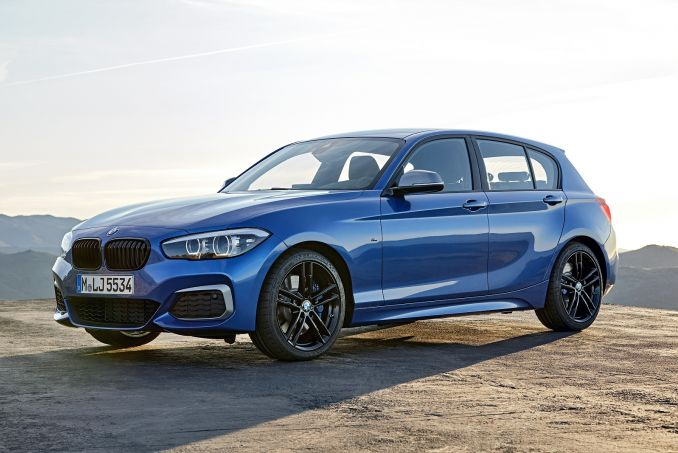 BMW 118i [1.5] Sport 5dr [Nav/Servotronic] Step Auto