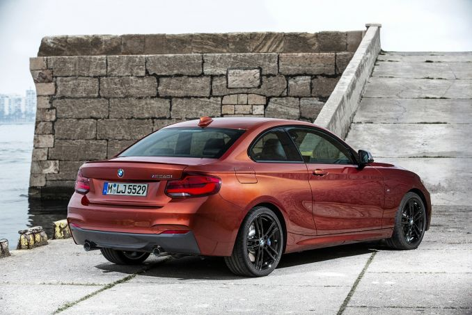 Image 2: BMW 2 Series Coupe 218I SE 2dr [NAV] Step Auto
