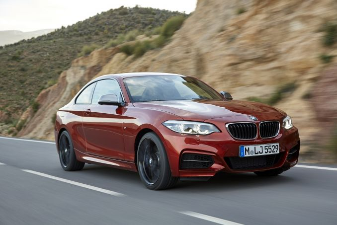 Image 6: BMW 2 Series Coupe 218I SE 2dr [NAV]