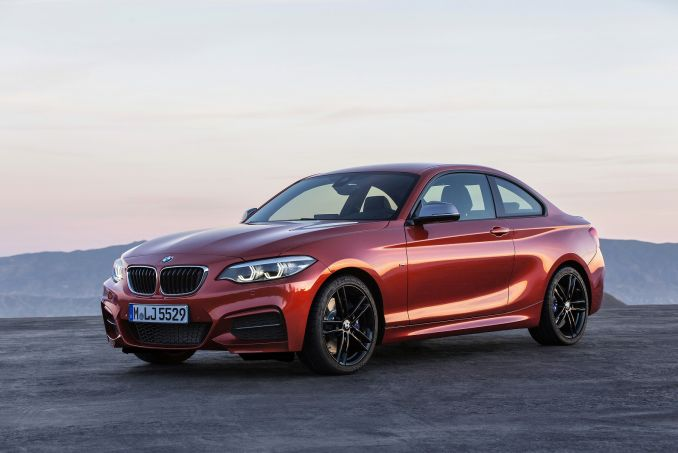 Video Review: BMW 2 Series Coupe 218I SE 2dr [NAV]