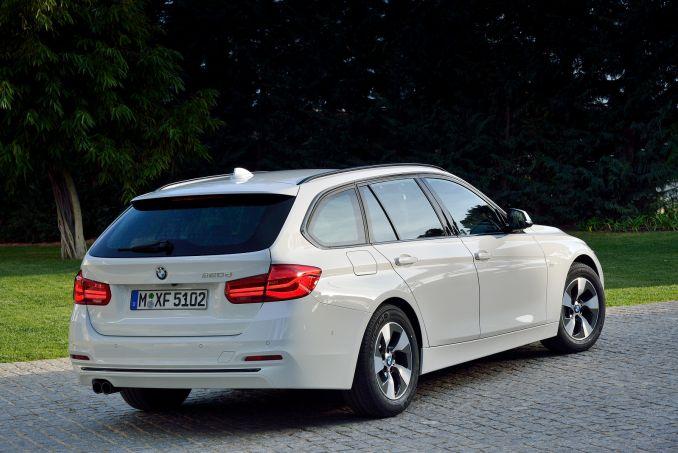 Image 3: BMW 3 Series Diesel Touring 320D M Sport 5dr Step Auto