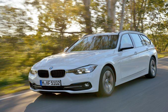 Image 4: BMW 3 Series Diesel Touring 320D M Sport 5dr Step Auto