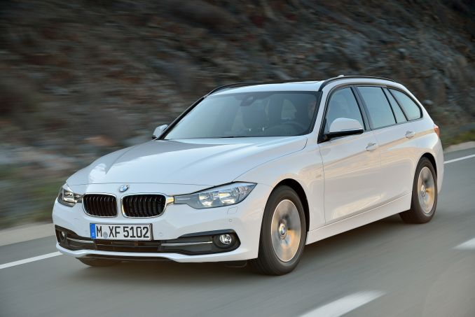 Video Review: BMW 3 Series Diesel Touring 320D M Sport 5dr Step Auto