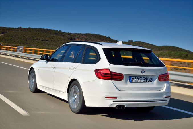 Image 5: BMW 3 Series Diesel Touring 320D M Sport 5dr Step Auto