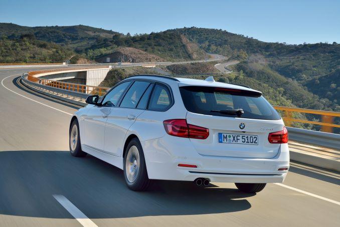 Image 6: BMW 3 Series Diesel Touring 320D M Sport 5dr Step Auto
