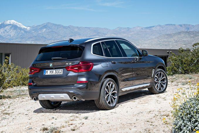 Image 3: BMW X3 Estate Xdrive20i SE 5dr Step Auto