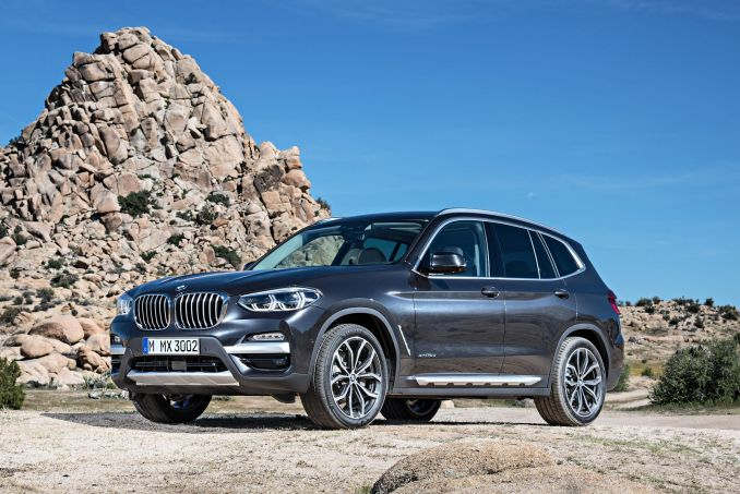 Image 1: BMW X3 Estate Xdrive20i SE 5dr Step Auto
